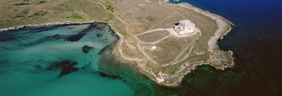 Het gebied van Torre Guaceto