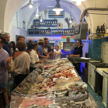Visrestaurant il Delfine Ostuni