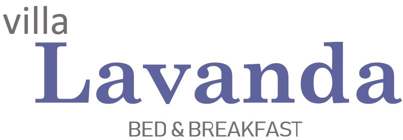 logo B&B Villa Lavanda logeren bij Nederlanders in Puglia