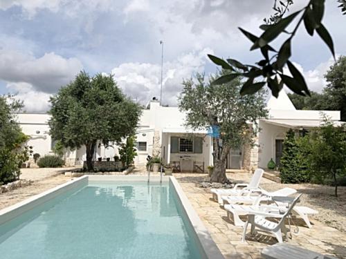 je droomhuis vinden in Puglia