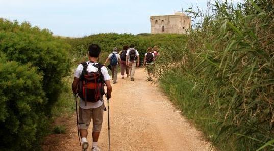 Wandelexcursie Torre Guaceto