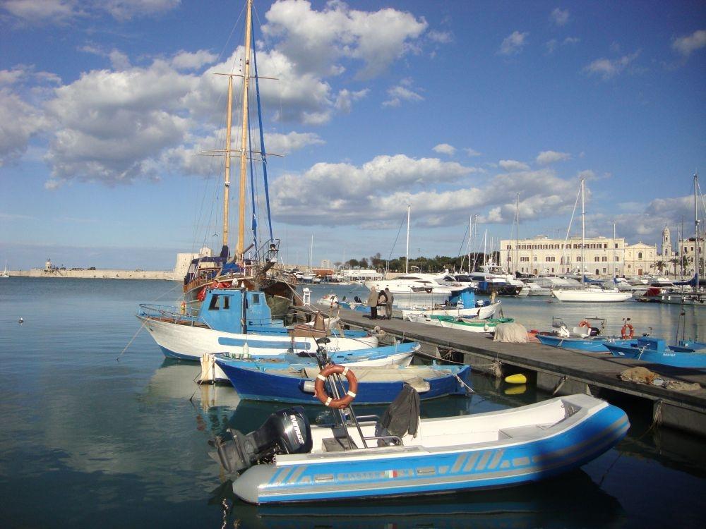 Trani Jachthaven, plaatsen om te bezoeken