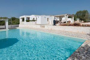 gerestaureerde trulli en zwembad huis kopen in puglia