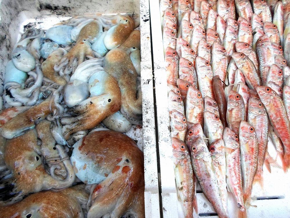 overdekte markt Bari