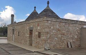 gerestaureerde trulli Noci te koop vanuit B&B Villa Lavanda