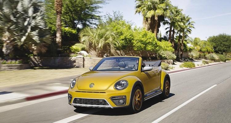 beetle dune auto huren in Puglia