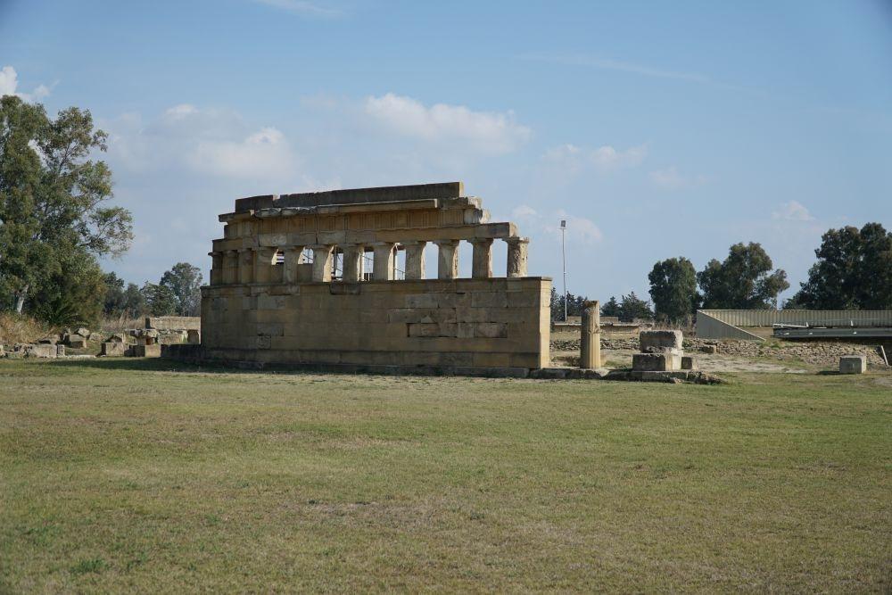 metaponto archeologische opgravingen