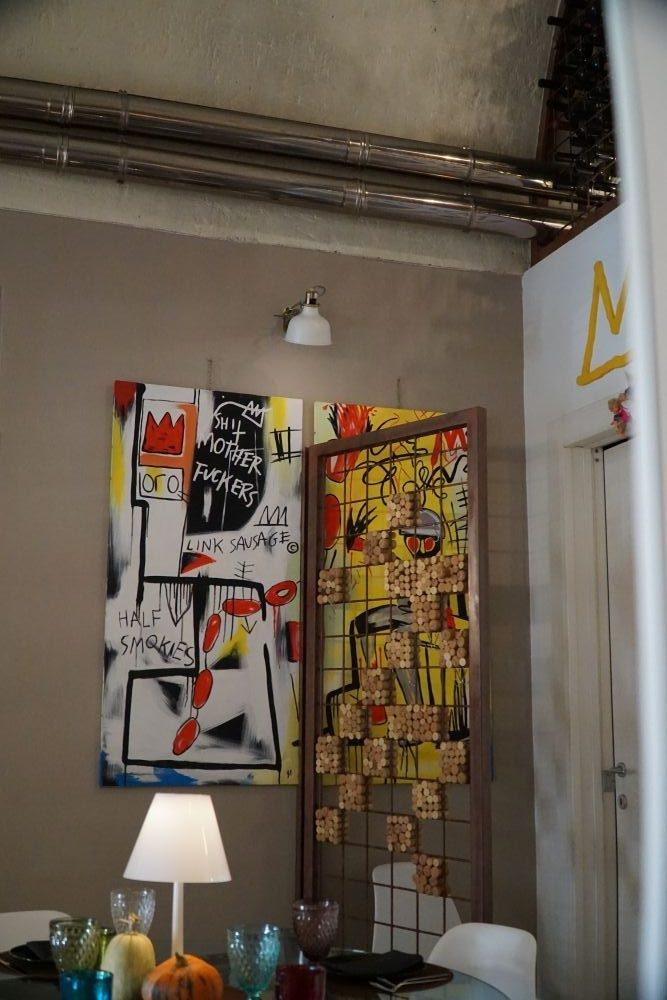il ristorantino Basquiat Matera