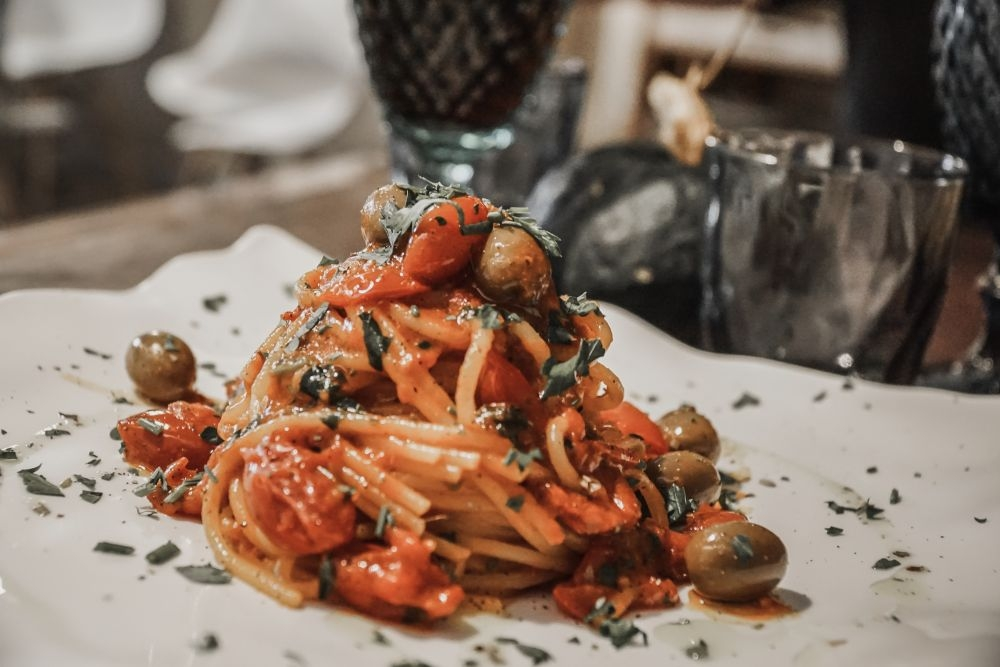 Eten in Matera