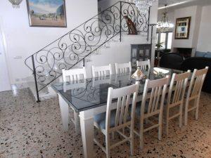 ontbijt B&B Villa Lavanda in Puglia bij Alberobello