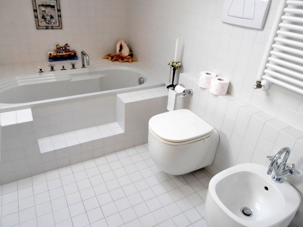 Bathroom Mt Lavinia B&B Villa Lavanda in Apulia
