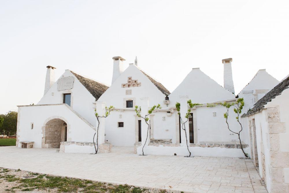 Een mooie plaats en rustig gelegen op het platteland van Puglia