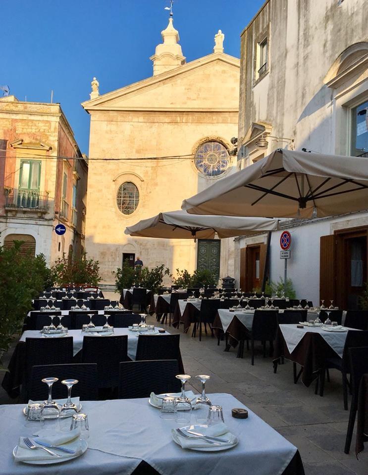 Noci meer dan 50 restaurantjes tijdens verblijf B&B Villa Lavanda
