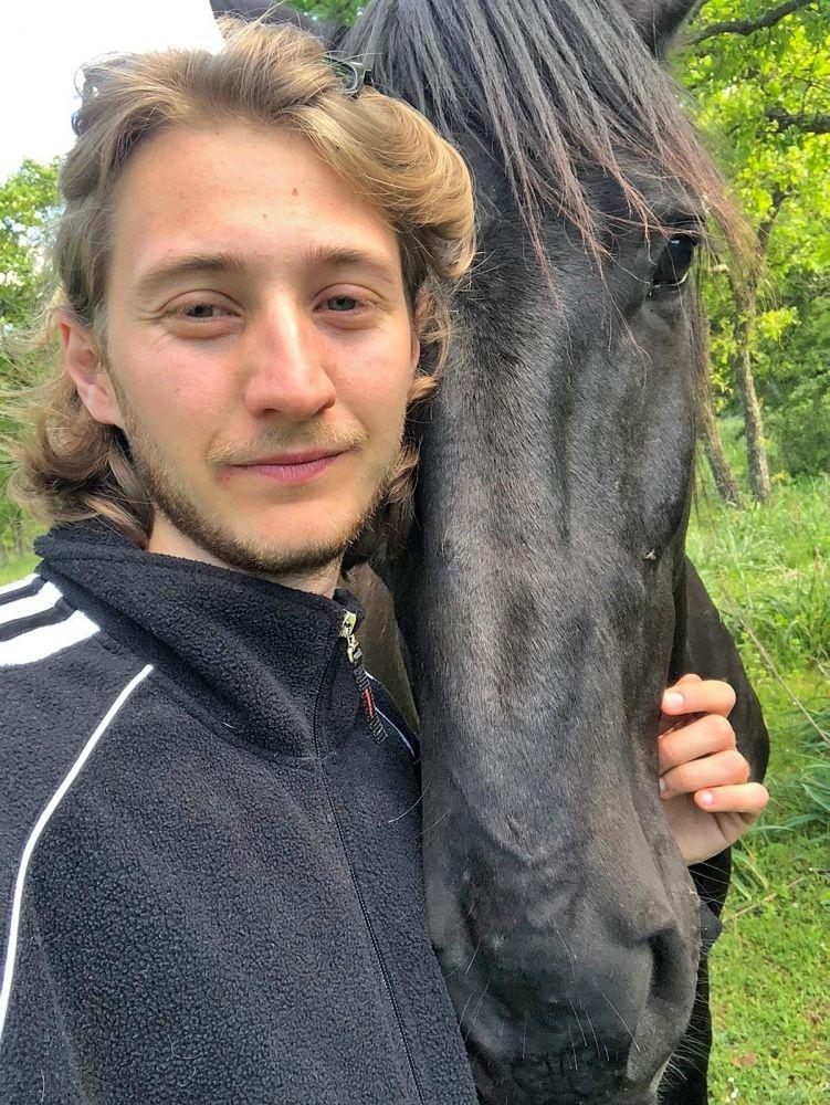 Pierre helpt bij B&B Villa Lavanda in Puglia