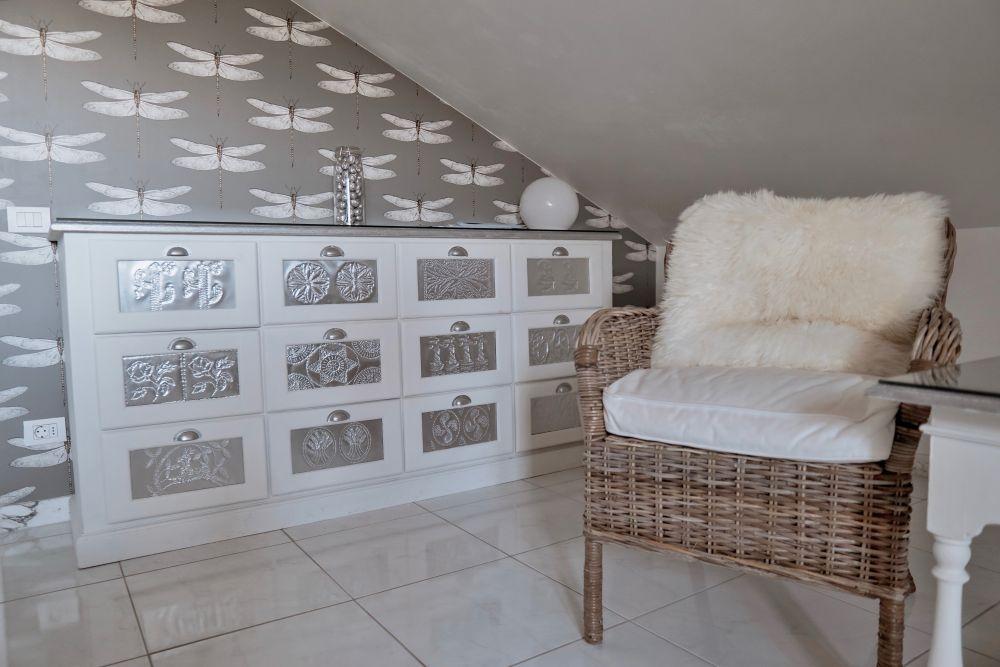 seating area in Room Mt Lavinia B&B Villa Lavanda in Apulia