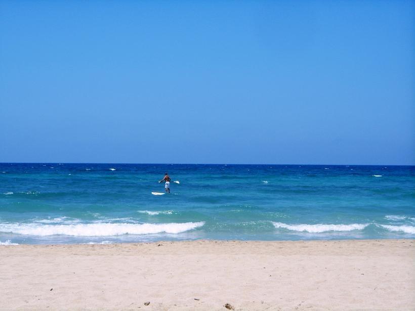 De stranden aan 2 kusten vanuit B&B Villa Lavanda