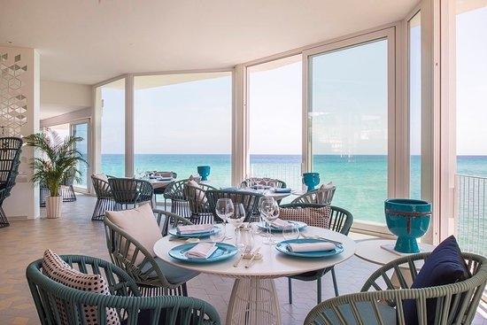 Verse vis en zeevruchten eten in Puglia, Lido Bianco Monopoli aanbevolen door B&B Villa Lavanda